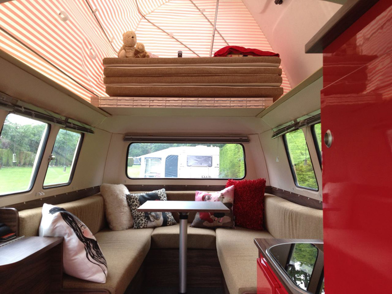 Dub Box - Home of the cool retro camper caravan